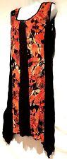 plus sz XXS /12 TS TAKING SHAPE Orange Crush Dress Light easy-wear NWT!rrp $130