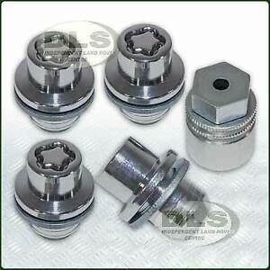 Locking Wheel Nut Set Land Rover Discovery 3/4/5 RR L322/405/sport (LR078545)