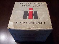 new NOS original international harvester ih ihc logo fine bolts 7/16 5/8 50 box