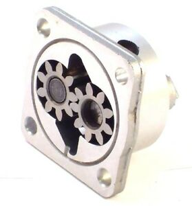 OIL PUMP FITS VOLKSWAGEN BUG TYPE1 TYPE3 GHIA THING DISHED CAM STYLE 30MM GEARS