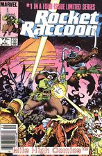 ROCKET RACCOON  (1985 Series)  (MARVEL) #1 NEWSSTAND Fine Comics Book