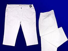 Stretch  Caprijeans Jeans Hose Damenhose Damenjeans Übergröße Gr. 58  7/8 Länge