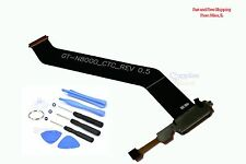 Samsung Galaxy Note 10.1 GT-N8000 Charging Dock Port Connector Flex Cable +tools