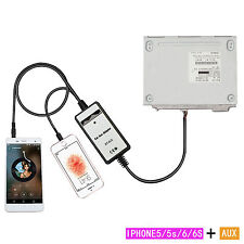 Car 3.5mm Iphone5 Mp3 Player Interface AUX In Adapter For Camry Corolla 6+6