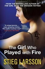 The Girl Who Played with Fire (Millennium Trilogy Book 2) By Stieg Larsson