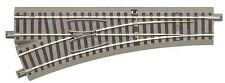 Modellbahnen der Spur H0 für Gleichstrom mit Weichen links-Gleismaterialien