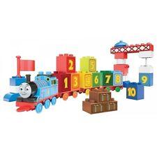 Mega Bloks 123 Thomas Learning Train 065541106581