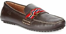Men's Brown Willem Ribbon Drivers size 7