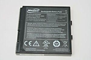 Motion Computing F5m F5te F5t F5v F5 Battery MC5450BP (Black)