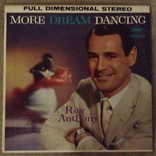 More Dream Dancing Ray Anthony Capitol LP Records Vinyl Album ST 1252
