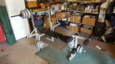Weight Lifting YORK Strength Training Benches