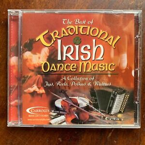 Traditional Irish Dance Music CD Folk Music Compilation Album