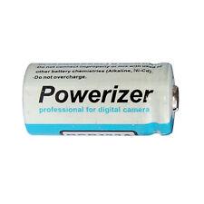 3.6 Volt Powerizer RCR123A (16340) Lithium Ion Battery (650 mAh)