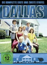 Dallas - Staffel 1+2  [7 DVDs] (2015)