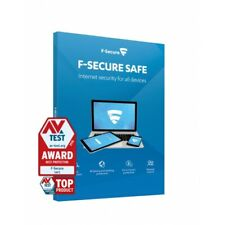 F-SECURE SAFE INTERNET SECURITY 2020 - FOR 3 PC DEVICES - Download