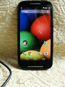 Motorola Moto E XT830C Tracfone Android Smartphone With free 128gb sd card