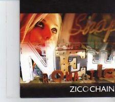 (DR820) Zico Chain, New Romantic - DJ CD