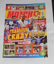 MATCH FOOTBALL MAGAZINE JUNE 21-27 SEASON 2004-2005 TRANSFER CRAZY!/TOP GUNS!