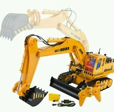 Big-Daddy Excavator Electric Remote Control Construction Tractor Lorry Work Toy