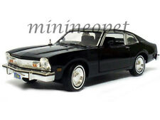 MOTORMAX 73326 1974 74 FORD MAVERICK 1/24 DIECAST MODEL CAR BLACK