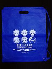 Hetalia Axis Powers World Series Drawstring Bag official Movic Nordic Five