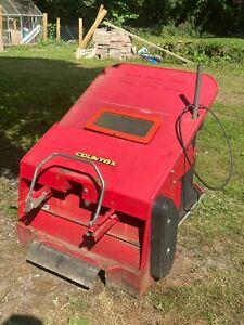 Countax c-series Powered Grass Collector