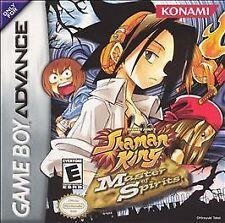 Shaman King: Master of Spirits (Nintendo Game Boy Advance, 2004)