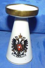 Vintage Wien Alt Usterreich Candle Holder HANS POLZER Hand Painted Excellent