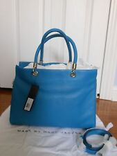 NEW Auth Marc by Marc Jacobs $528 Too Hot To Handle Leather Tote Shoulder Bag