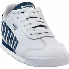Puma Roma Basic Gg Lace Up   Toddler Boys  Sneakers Shoes Casual   - White -