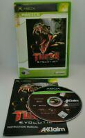 Turok: Evolution Video Game for Microsoft Xbox PAL TESTED