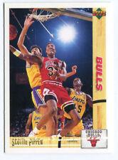 1993 Upper Deck French McDonald's #27 Scottie Pippen Bulls carte NBA Basketball