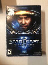 StarCraft II: Wings of Liberty (Windows/Mac: Mac and Windows, 2010)