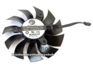 POWER LOGIC PLA09215B12H EVGA GTX1060 SC ACX 9215 graphics card fan double ball