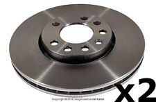 SAAB 9-3 9-3X 2003-2011 Brake Disc FRONT LEFT & RIGHT FREMAX PAINTED +WARRANTY