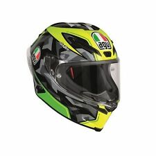 Motorrad-Helme mit Visier, kratzfest AGV