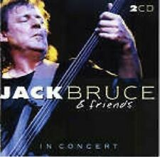 CD: JACK BRUCE & FRIENDS In Concert 2 DISCS [IMPORT]