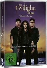Die Twilight Saga 1-5 - Film Collection von Stephenie Meyer (2018, DVD video)