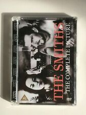 THE SMITHS - The complete picture - DVD OOP Super Jewel Box - Morrissey