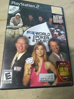 World Poker Tour (Sony PlayStation 2, 2005)
