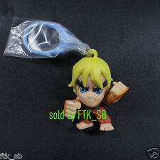 Street Fighter Backpack Hangers KEN Capcom 2015 keychain hangtag cute toy
