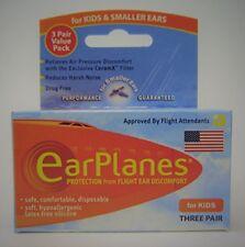 Protectores Auditivos Para Niños Tapones Infantiles Viaje En Avión EarPlanes