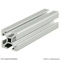 """80/20 Inc 10 Series 1"""" x 1"""" Smooth Aluminum Extrusion Part #1010-S x 18"""" Long N"""