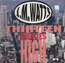 J.M. Watts - Thirteen Stories High - CD