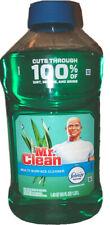 Mr. Clean Multi-surface Cleaner Febreeze Meadows & Rain 45 FL OZ Bottle