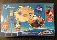 Disney K-blings, Collect, Protect And Personalize Your Cable - New In Box