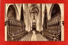 cpa ANVERS - Intérieur de la Cathédrale - Les Stalles