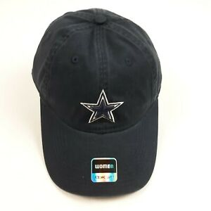 Reebok Dallas Cowboys Women's Hat Cap NFL Embroidered Star Adjustable Strapback