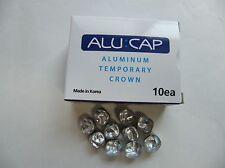 :DENTAL ALUMINUM TEMPORARY CROWN  REFILL(10pcs/box)