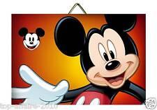 1 Cadre / Tableau Décoratif   MICKEY  - G49   d'autres tableaux en vente